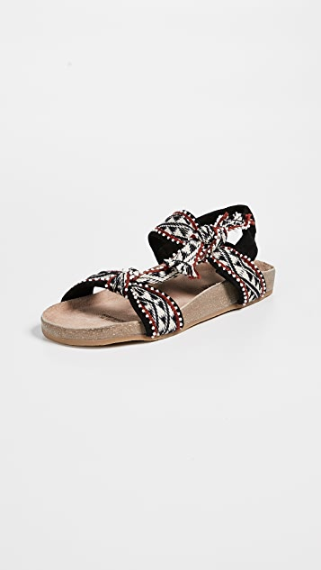 Ulla Johnson Abril Sandals