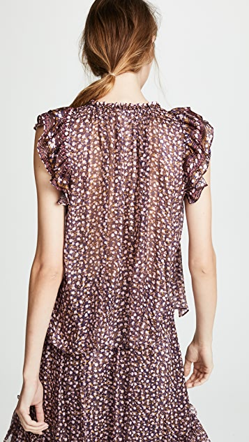 Ulla Johnson Doria Top