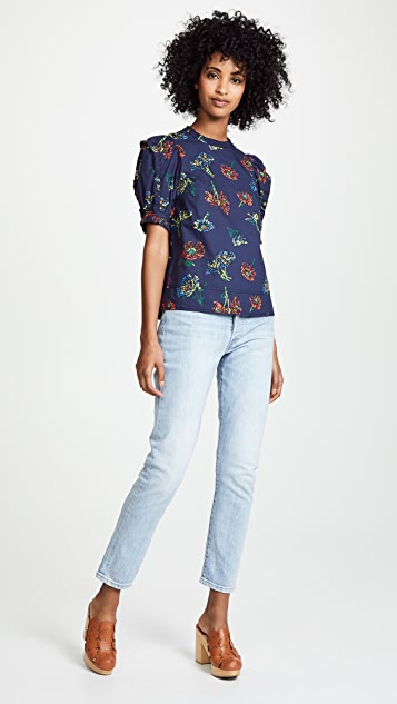 Ulla Johnson Kari Top
