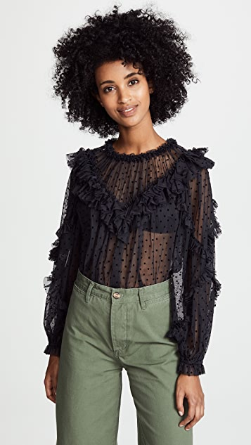 Ulla Johnson Dita Blouse