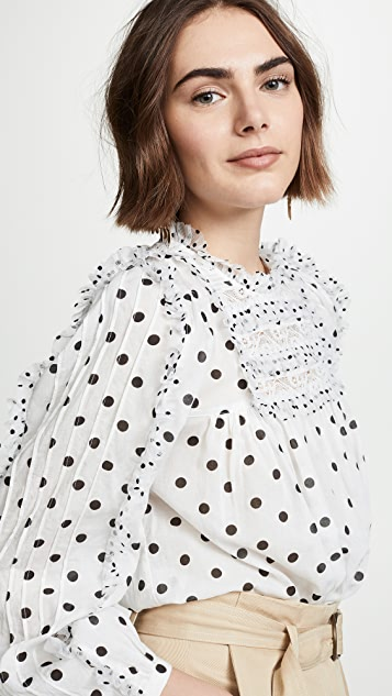 Ulla Johnson Bailey Blouse