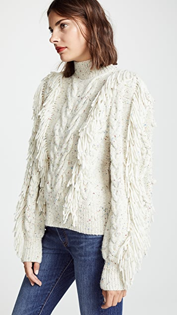 Ulla Johnson Marcella Pullover