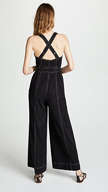 Ulla Johnson Weston Jumpsuit