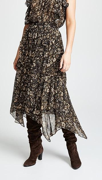 Torri Skirt by Ulla Johnson