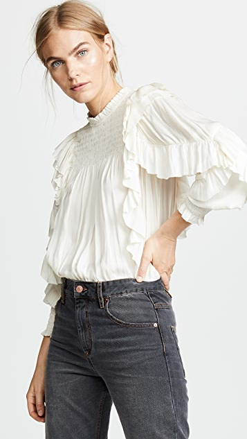 Ulla Johnson Jessamine Blouse