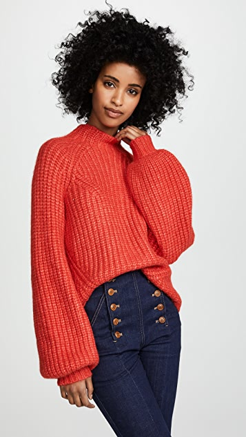 Ulla Johnson Micha Turtleneck