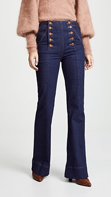Ulla Johnson Ashton Jeans