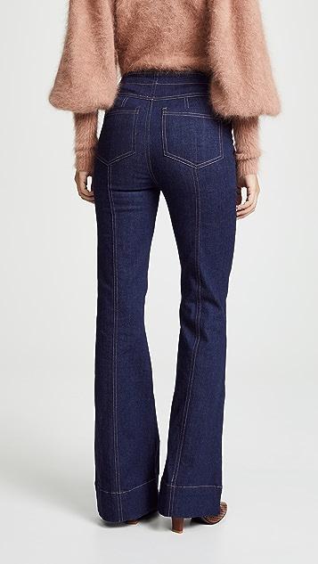 Ulla Johnson Ashton Jeans