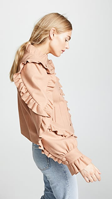 Ulla Johnson Lucinde Jacket