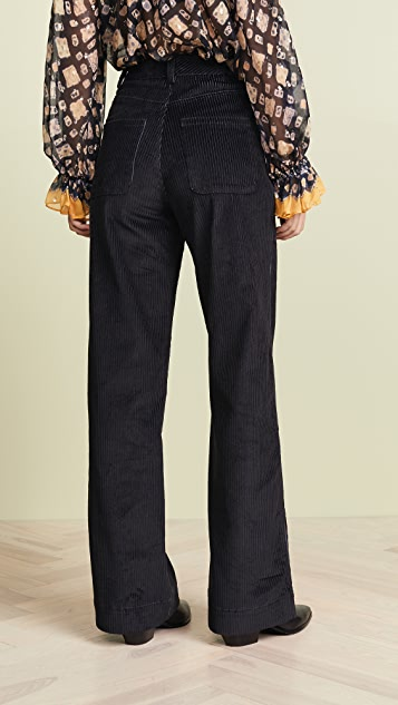 Ulla Johnson Fonda Pants