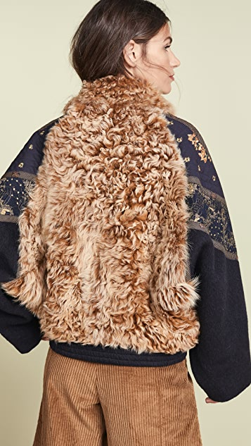 Ulla Johnson Cosme Jacket