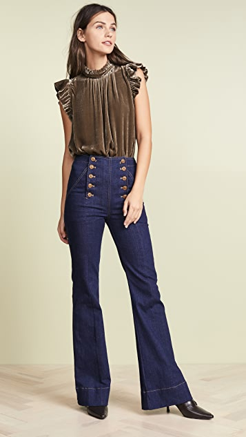 Ulla Johnson Jive Top