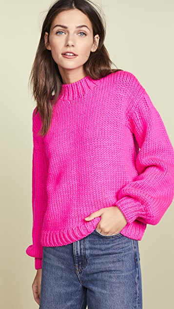 Ulla Johnson Rhea Pullover Sweater