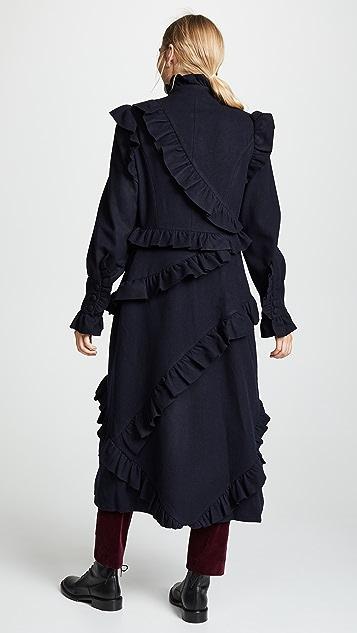 Ulla Johnson Bertille Coat