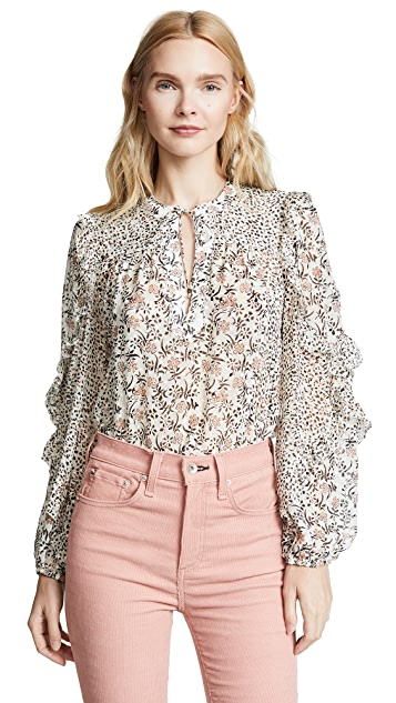 Ulla Johnson Norma Blouse