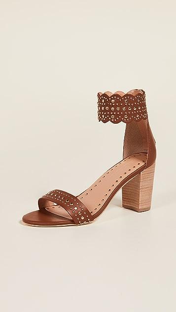 Ulla Johnson Solange Heel Sandals