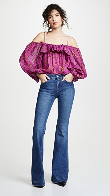 Ulla Johnson Coline Blouse