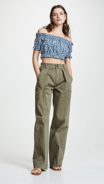 Ulla Johnson Ash Top