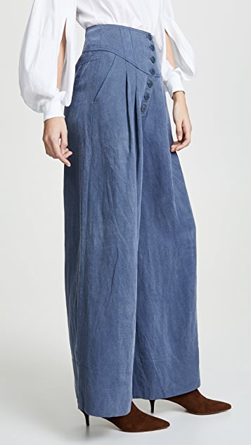 Ulla Johnson Reid Trousers