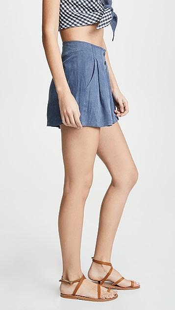 Ulla Johnson May 短裤