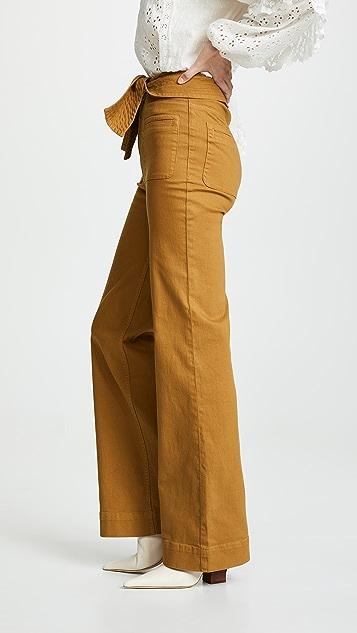 Ulla Johnson Wade Jeans
