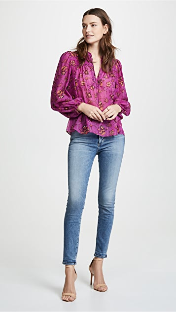 Ulla Johnson Constance Blouse