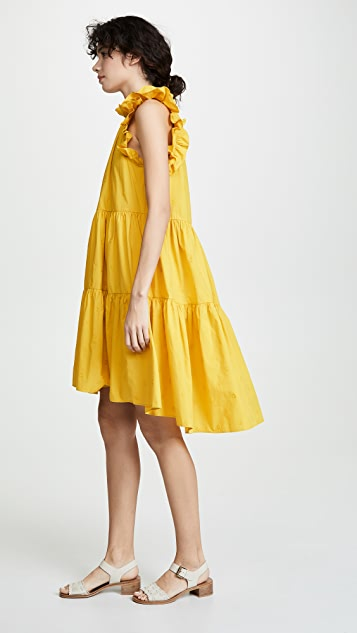 Ulla Johnson Платье Tamsin