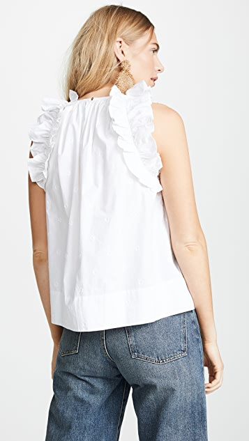 Ulla Johnson Tilda Top