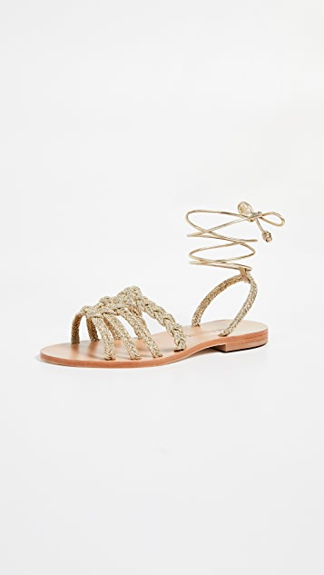 Ulla Johnson Manuela Sandals