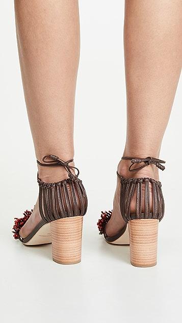 Ulla Johnson Сандалии на каблуках Amira