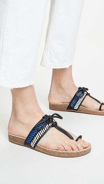 Ulla Johnson Jini Flip Flops