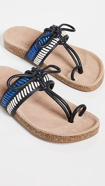 Ulla Johnson Jini 夹趾凉鞋