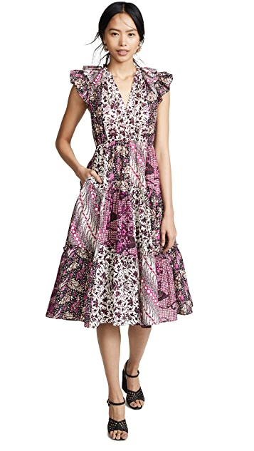 Ulla Johnson Asis Dress