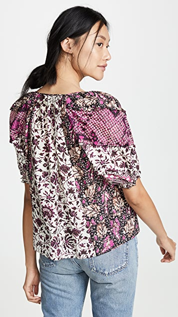 Ulla Johnson Arusi Top