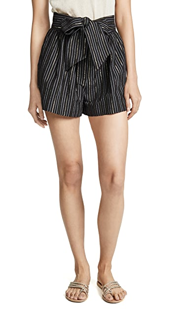 Ulla Johnson Martim Shorts