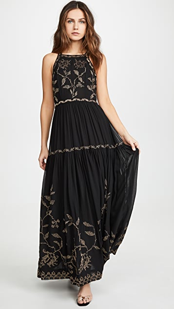 Ulla Johnson Raya Dress - Noir