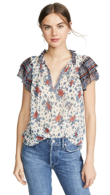 Ulla Johnson Elise Top