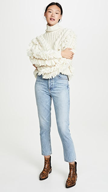 Ulla Johnson Alpaca Amore Pullover Sweater