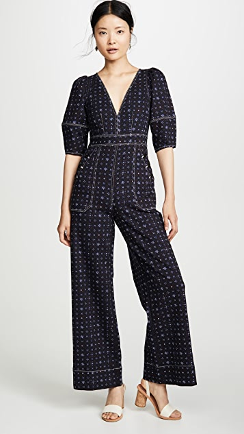 Ulla Johnson Jasper Jumpsuit