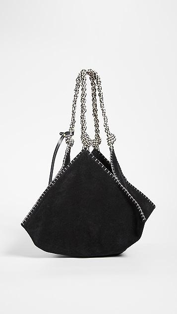 Ulla Johnson Behati Origami Bag