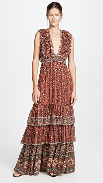 Ulla Johnson Adelina Gown