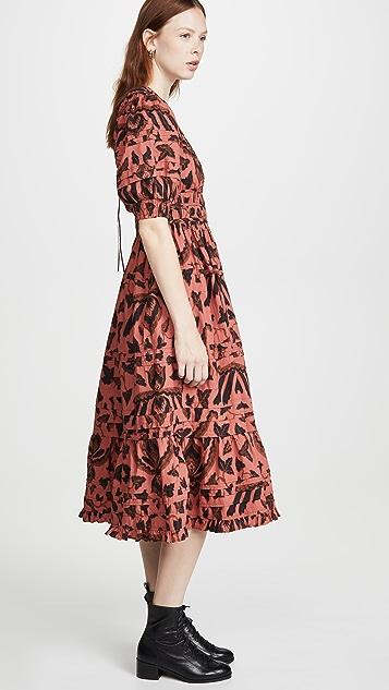 Ulla Johnson Платье Indah