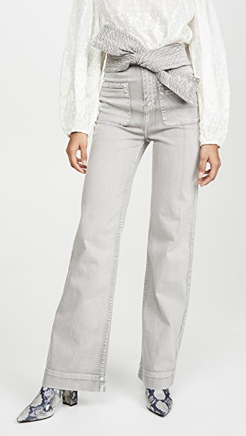 Ulla Johnson Wade Jeans
