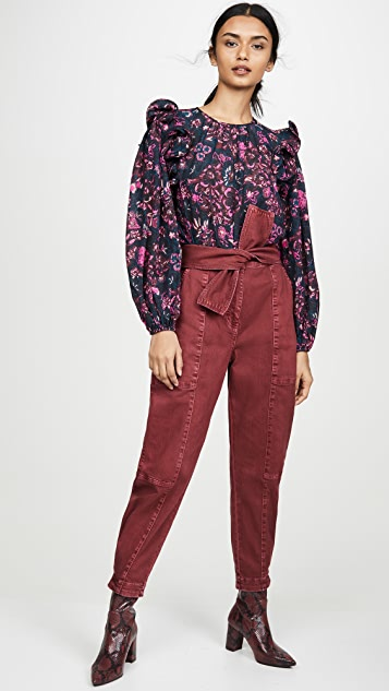 Ulla Johnson Medine Blouse