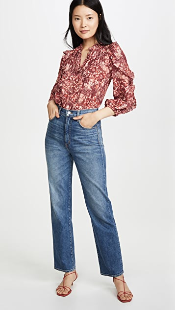 Ulla Johnson Rana Blouse