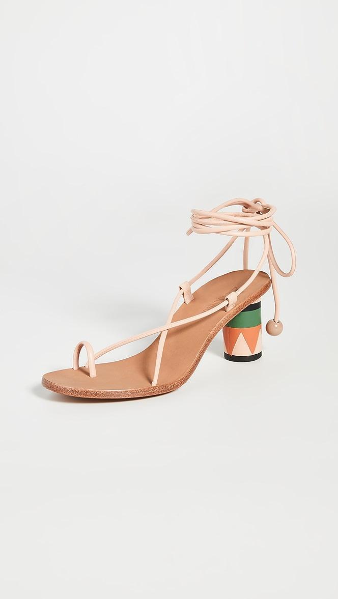 Ulla Johnson Kaya Heel Sandals | SHOPBOP