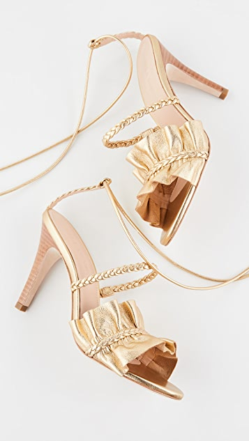 Ulla Johnson Flora Heel Sandals