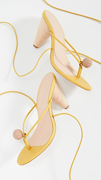 Ulla Johnson Darby Heel Sandals