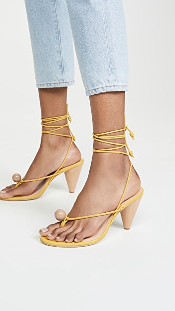 Ulla Johnson Darby 高跟凉鞋