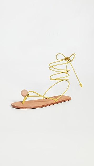 Ulla Johnson Elaine 凉鞋